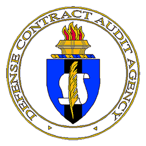 Defence Contract Audit Agency Logo