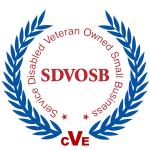 Service Disabled Veteran Owned Small Business Seal